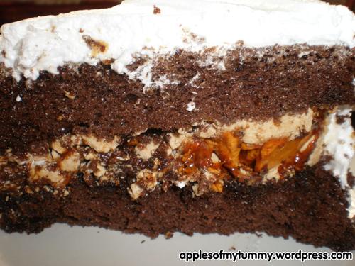 Beckys Kitchen Chocolate Fudge Cake