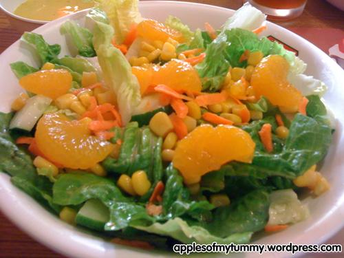 Mandarin Salad (Php 137.00)